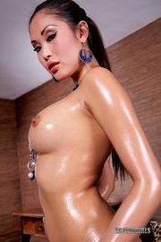 Danika Oiled Ass-07
