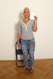Cecilia Scott Casting Model #3-00