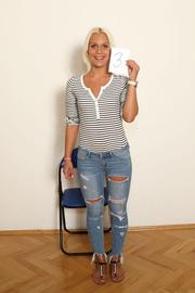 Cecilia Scott Casting Model #3-01