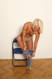 Cecilia Scott Casting Model #3-03