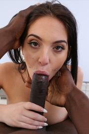 Interracial Sex With Aria Rose-18