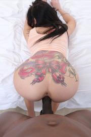 Interracial Sex With Aria Rose-21
