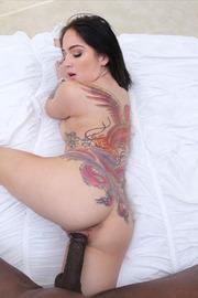 Interracial Sex With Aria Rose-27