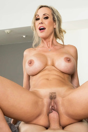 Brandi Love Stunning MILF Gets Drilled On The Couch-15
