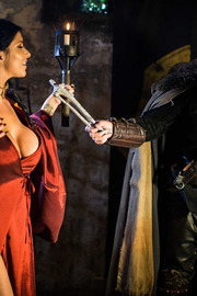Queen Of Thrones: Part 2 (A XXX Parody)-00