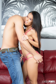 Megan Rain Is Back And Cannot Wait To Orgasm-00