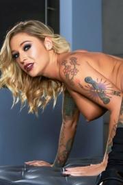 Tattooed Beauty Kleio Valentien-07