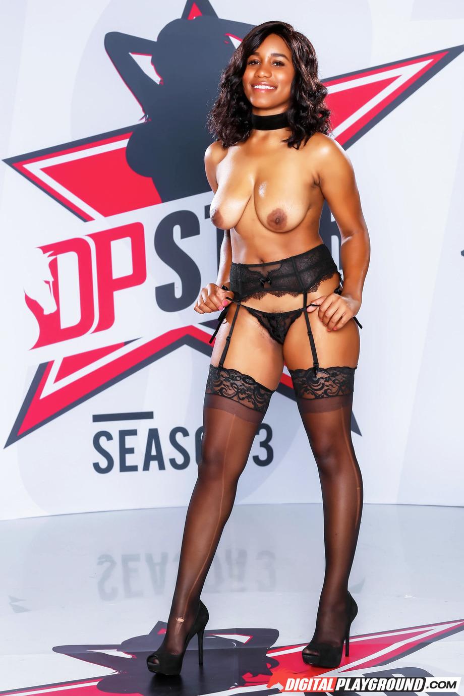 Sexy Ebony Jenna J Foxx 07
