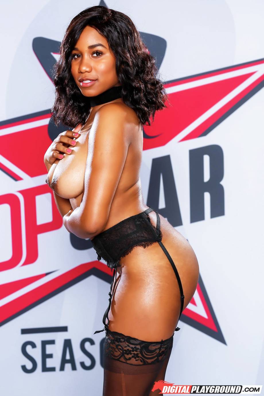 Sexy Ebony Jenna J Foxx 09