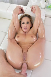 Cherie DeVille In Hord Oily Anal Fuck-10