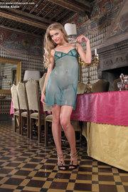 Wet Dress On A Hot Body-12
