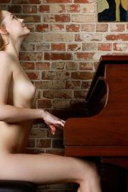 Statuesque blonde Mia Chance-14