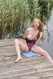Hot sexy Helene is in a flirty mood-07