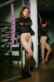 Ulya Hot Redhead Babe-00