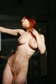 Ulya Hot Redhead Babe-04