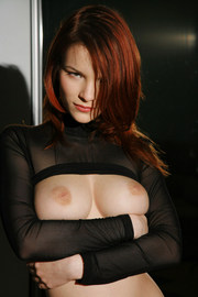 Ulya Hot Redhead Babe-08