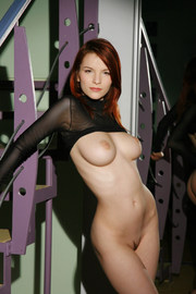Ulya Hot Redhead Babe-09