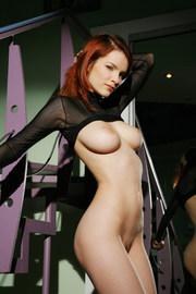 Ulya Hot Redhead Babe-10