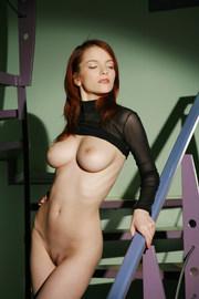 Ulya Hot Redhead Babe-11