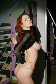 Ulya Hot Redhead Babe-14