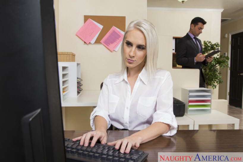 Naughty Office Featuring Cadence Lux 00
