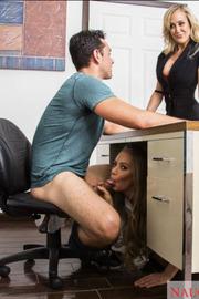 First Sex Teacher Feat Brandi Love And Nicole Aniston-01