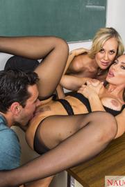 First Sex Teacher Feat Brandi Love And Nicole Aniston-06