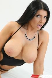 Sexy Busty Romi Rain-13
