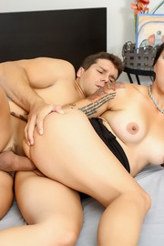 Dana Vespoli Cumming All Over My Bush-17