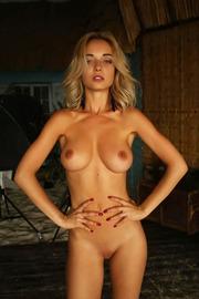 Gorgeous Blonde Beauty-03