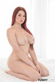 Redhead Busty Slut Skyla Novea-01