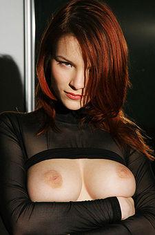 Ulya Hot Redhead Babe
