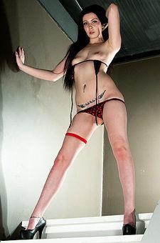 Skinny Young Babe Sabrina