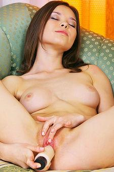 Sexy Teen Girl Masturbationing