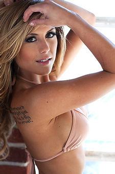 Sexy Celebrity Brittney Palmer