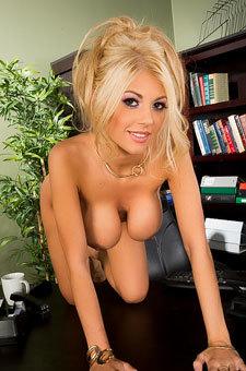 Office Milf Kayla Kayden Going Nasty