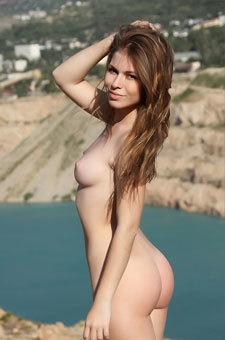 Hot Teen Olesya Naked