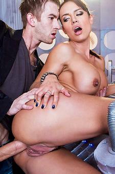 Franceska Jaimes & Danny D Anal Pleasure