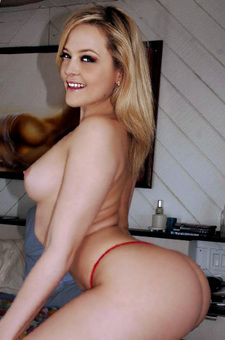 Alexis Texas Hot Blonde Toys