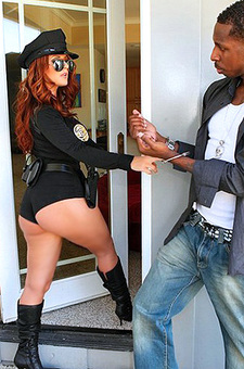 Sophie Dee Dangerous Police Officer