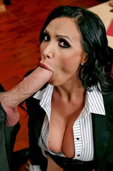 Nikki Benz Big Tits At Work