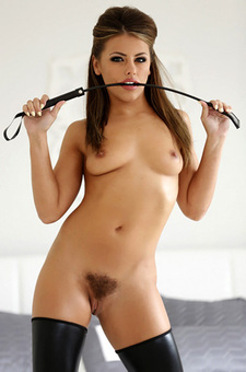 Your Punishment Is Spanking From Adriana Chechik