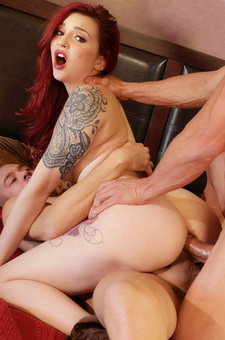 Amber Ivy In Dp Action