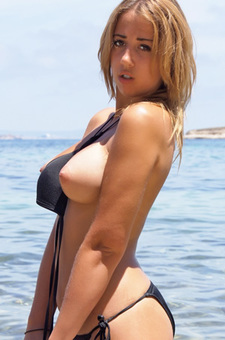 Beth In Bikini