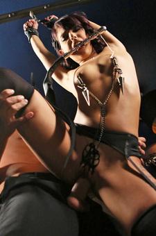 Gina Valentina Gets Drilled Hard