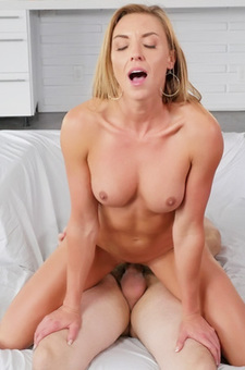 Horny Housewife Holiday