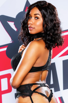 Sexy Ebony Jenna J Foxx