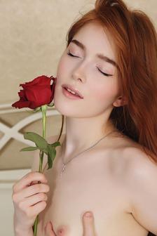 Irresistible Russian redhead Jia Lissa
