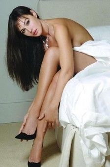 Monica Belucci Is One Hot Actress