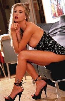 Lucy In Sexy Mini Dress
